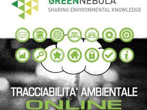 Greennebula: tracciabilità online in materia ambientale.