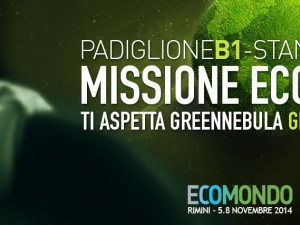 Ecomondo ti regala Greennebula